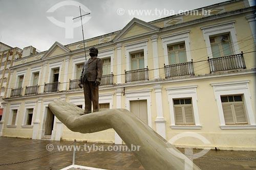 Assunto: Museu Câmara CascudoLocal: Natal - RNData: 05/2006Autor: Delfim Martins