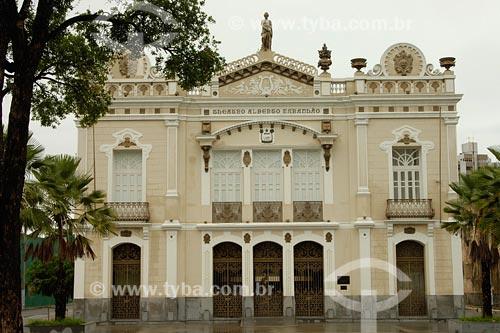 Assunto: Teatro Alberto MaranhãoLocal: Natal - RNData: 05/2006Autor: Delfim Martins
