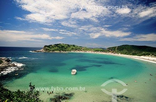 Assunto: Praia das ConchasLocal: Cabo Frio - RJ / Data: 01/2000