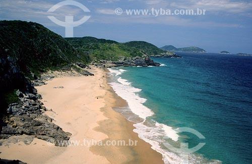 Assunto: Praia BravaLocal: Cabo Frio - RJ / Data: 01/2000