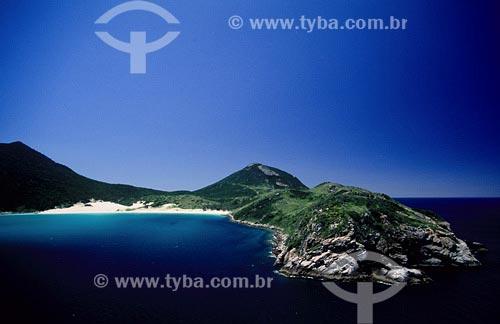 Assunto: Ilha do FarolLocal: Arraial do Cabo - RJ / Data: 01/2000