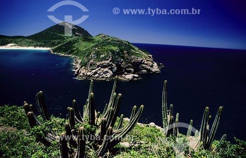 Assunto: Pontal do AtalaiaLocal: Arraial do Cabo - RJ / Data: 01/2000