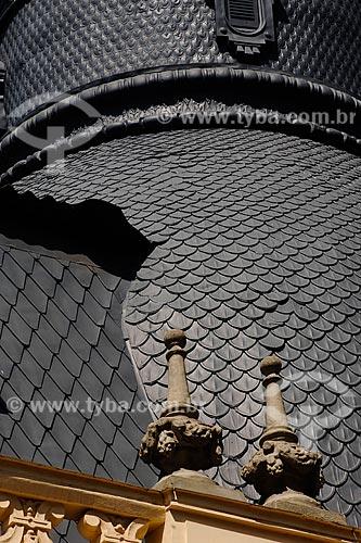 Assunto: Cúpula do Colégio Pedro II, na Avenida Marechal Floriano / Local: Bairro Centro - Rio de Janeiro - RJ - Brasil / Data: 03/2008