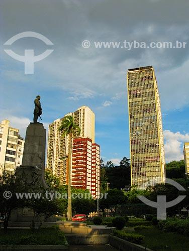 Assunto: Praça Marinha do Brasil / Local: Rio de Janeiro - RJ / Data: 02/2008