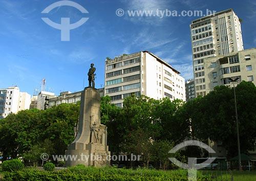 Assunto: Praça Marinha do Brasil na Praia de Botafogo / Local: Rio de Janeiro - RJ / Data: 02/2008