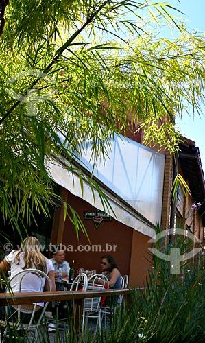 Assunto: Restaurante no shopping Estação Itaipava / Local: Itaipava - Serra Fluminense - RJ / Data: 06/2008