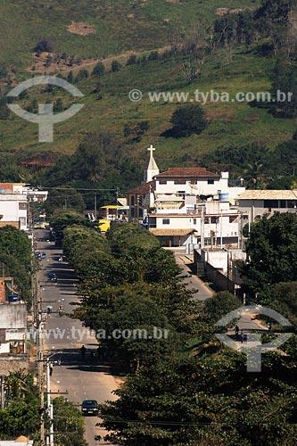 Assunto: Raposo - Vista geral - Noroeste Fluminense - RJ / Data: 06/2008