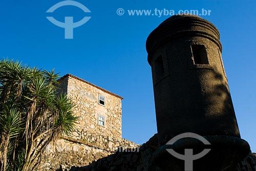 Assunto: Fortaleza de São José da Ponta Grossa / Local: Florianópolis - SC / Data: 05/2008