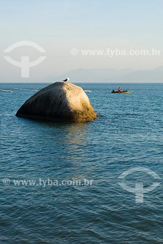 Assunto: Praia da Tapera / Local: Florianópolis - SC - Brasil / Data: 20/05/2008