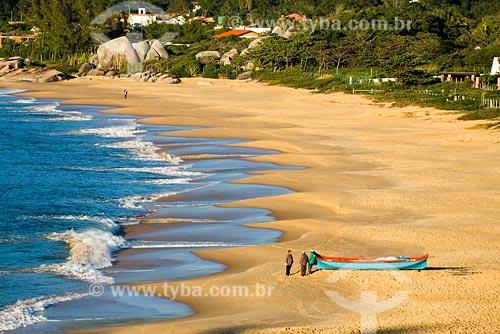 Assunto: Praia do Estaleiro / Local: Balneário Camboriú - SC - Brasil / Data: 10/06/2008