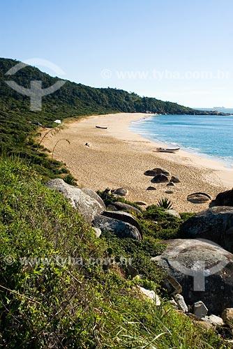 Assunto: Praia de Taquarinha / Local: Balneário Camboriú - SC - Brasil / Data: 10/06/2008