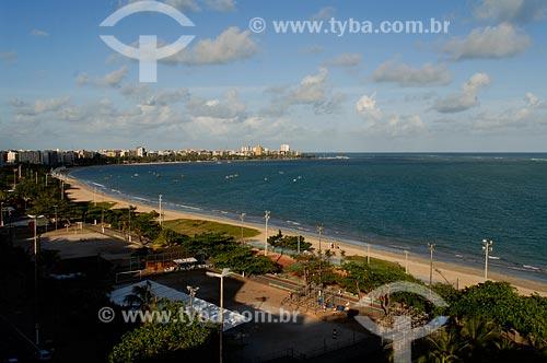 Assunto:  praia Pajuçara / Local: Maceió - AL / Data: novembro 2007
