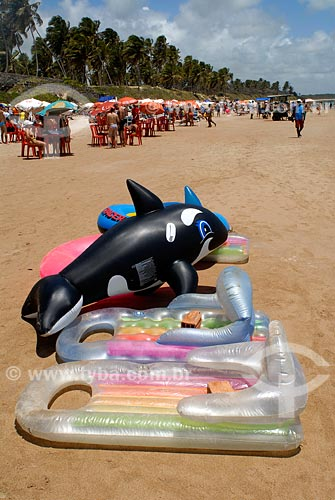 Assunto: Praia do Frances / Local: Maceió - AL / Data: novembro 2007