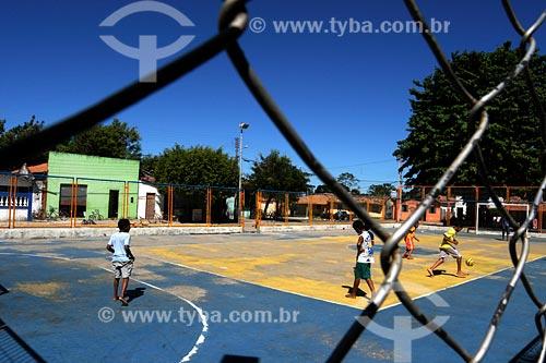 Assunto: Futebol no município da Vila Nova dos Martírios / Local: MA / Data: 08/2008