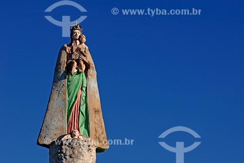 Assunto: Praça da Santa - Nossa Senhora de Nazaré / Local: Vitória do Mearim - MA / Data: 08/2008