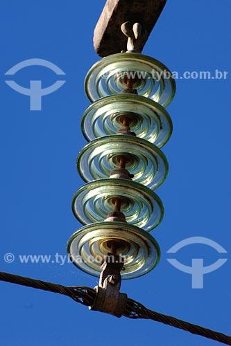 Assunto: Linha de transmissão / Local: Vitoria do Mearim - MA / Data: 08/2008