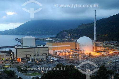Usina Nuclear de Angra / Angra - Rio de Janeiro - Brasil / 03/2008  - Angra dos Reis - Rio de Janeiro - Brasil