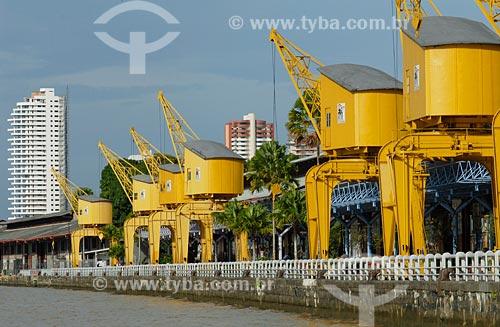 Assunto: Estação das Docas, porto / Local: Belem - PA / Data: fevereiro 2008