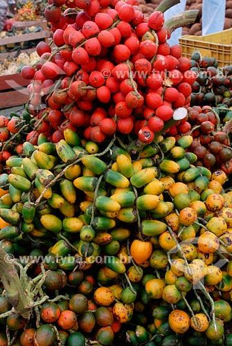 Assunto: Pupunha, Mercado Ver-o-Peso / Local: Belem - PA / Data: 02/2008