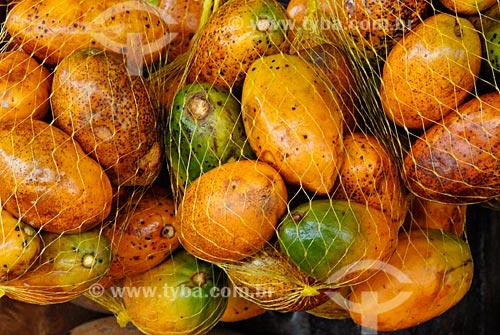 Assunto: Marí, Mercado Ver-o-Peso / Local: Belem - PA / Data: 02/2008