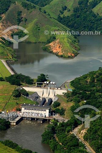 Assunto: Usina hidroelétrica no rio Guandú / Local: Pereira Passos - RJ / Data: fevereiro 2008