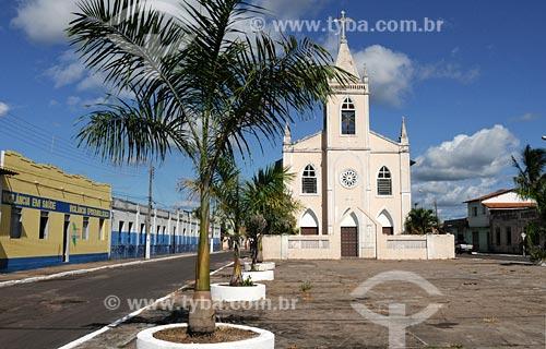 Assunto: Igreja Nossa Senhora da Graça / Local: Ararí - MA / Data: 08/2008