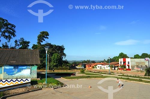 Assunto: Palácio Maracajá (antiga prefeitura) / Local: Buriticupú - MA / Data: 08/2008