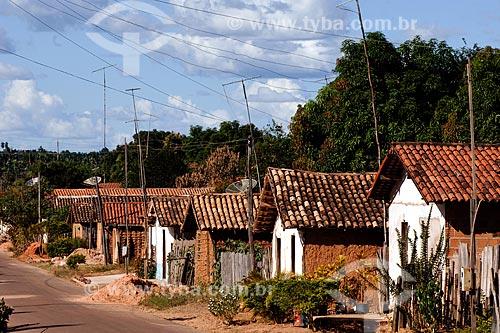 Assunto: Casas em Cidelândia / Local: Cidelândia - MA / Data: 08/2008