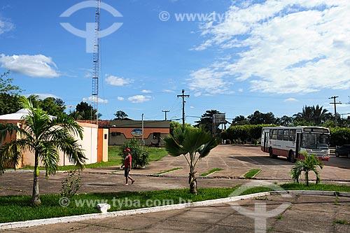 Assunto: Praça em Bacabeira / Local: Bacabeira - MA / Data: 08/2008