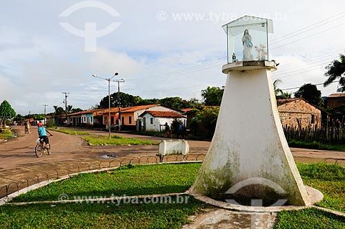 Assunto: Praça N. S. da Conceição / Local: Miranda do Norte - MA / Data: 08/2008