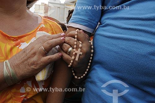Assunto: Procissão para Nossa Senhora de Nazaré - Círio de Nazaré / Local: Belém (PA) / Data: 12 de Outubro de 2008