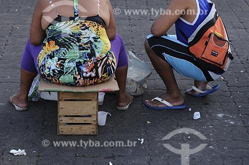 Assunto: Camelô no Mercado Ver o Peso / Local: Belém (PA) / Data: 13 de Outubro de 2008