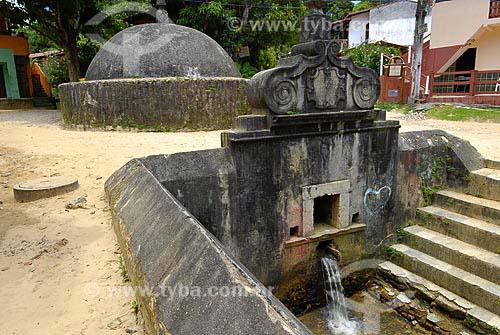 Assunto: Morro de São Paulo - Ilha de Tinharé (1746) / Local: Cairu (BA) / Data: 01 de Novembro de 2006