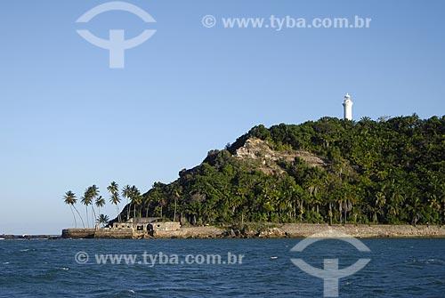 Assunto: Morro de São Paulo - Ilha de Tinharé / Local: Cairu (BA) / Data: 02 de Novembro de 2006