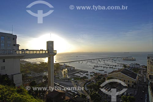 Assunto: Elevador Lacerda / Local: Salvador (BA) / Data: 03 de Novembro de 2006
