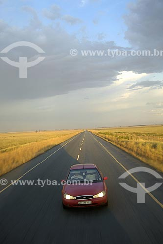 Assunto: Rodovia N-17 / Local: Delmas - Johannesburg - Mpumalanga - África do Sul / Data: 15 de Março de 2007