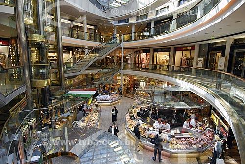 Assunto: Centro comercial em Viena / Local: Viena - Áustria / Data: 22 de Abril de 2007