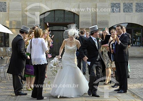 Assunto: Casamento em Londres / Local: Londres - Inglaterra / Data: 28 de Abril de 2007