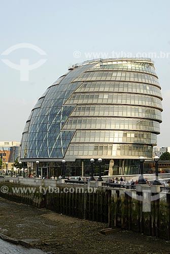 Assunto: Prefeitura de Londres / Local: Londres - Inglaterra / Data: 28 de Abril de 2007