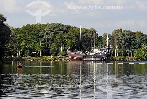 Assunto: Lagoa do Taquaral / Local: Campinas - São Paulo (SP) / Data: 12 de Maio de 2007