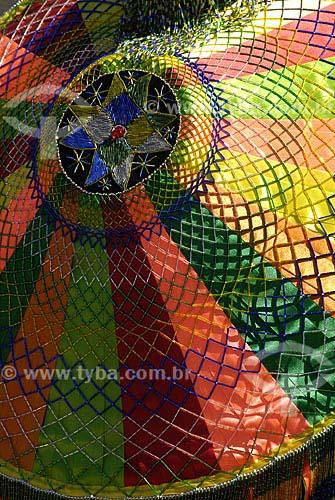 Assunto: Grupo Folclórico Boi da Liberdade - Grupo de São Luis - Maranhão / Local: Olímpia (SP) / Data: 12 de Agosto de 2007