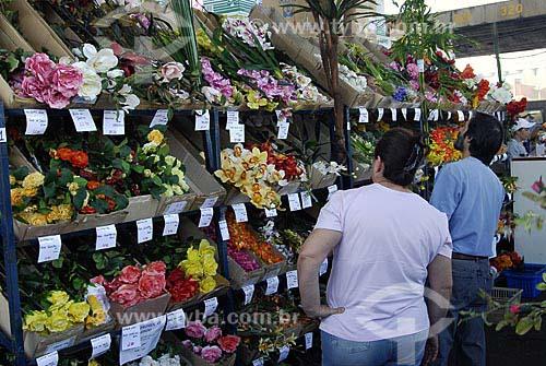 Assunto: Feira de flores do Ceagesp / Local: São Paulo (SP) / Data: 07 de Setembro de 2007Autor: Delfim Martins