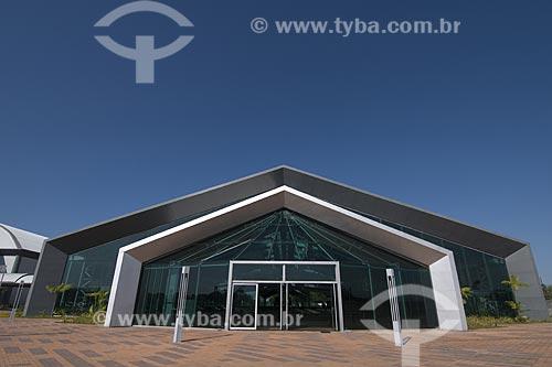 Assunto: Centro de Convenções e Feiras da Amazônia (HANGAR) - Sede do Fórum Social Mundial 2009 / Local: Belém (PA) / Data: 17 de Julho de 2008