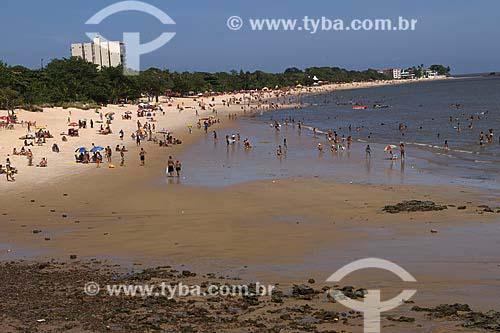Assunto: Praia fluvial de Mosqueiro, proximo a Belém, no estado do Pará / Local: Pará (PA) / Data: 24 de Julho de 2008