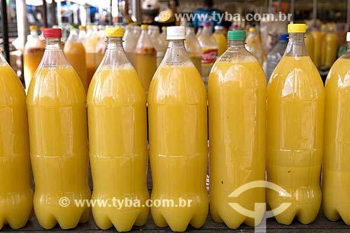 Assunto: Garrafas de molho de Tucupi / Local: Belém (PA) / Data: 25 de Julho de 2008