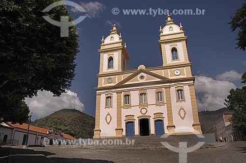 Assunto: Catedral de Nossa Senhora da Glória / Local: Valença (RJ) / Data: 30 de Abril de 2006