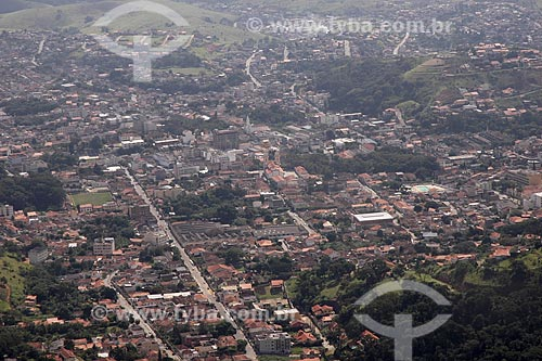 Assunto: Vista Aérea de Valença / Local: Valença (RJ) / Data: 30 de Abril de 2006