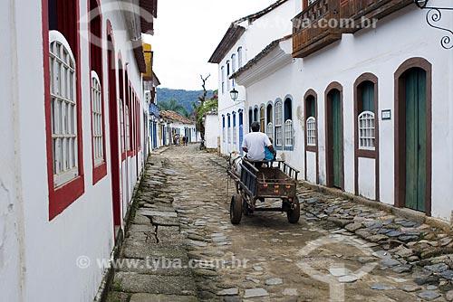 Assunto: Centro histórico de Paraty / Local: Costa Verde -  Paraty (RJ) / Data: 27 de Setembro de 2008