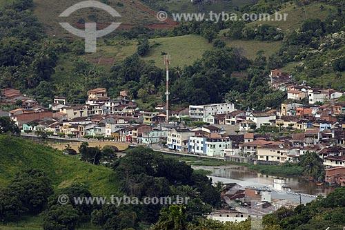 Assunto: Vista geral da cidade de Nazaré das Farinhas / Local: Nazaré das Farinhas (BA) / Data: 17 de Julho de 2008