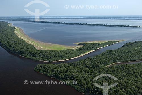 Assunto: Estação Ecológica de Anavilhanas (ESEC), no rio Negro / Local: Amazonas (AM) / Data: 26 de Outubro de 2007
